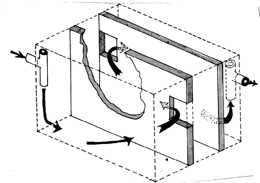 Diseño 3 etapas. Fuente: Warshall